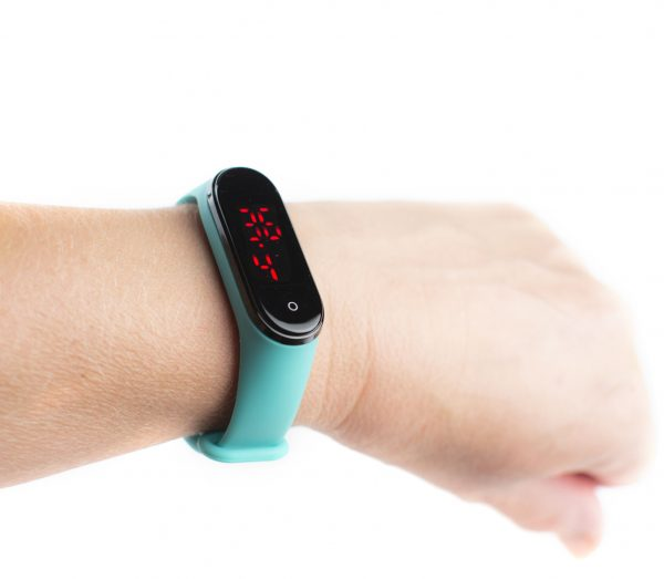 Smart Brand - Orologio digitale con misurazione temperatura corporea 4