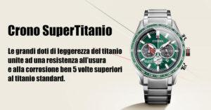 Crono Super Titanio 1